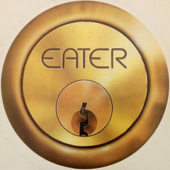 record cover detail - EATER (Leo Reynolds) Tags: detail cover record squaredcircle sleeve xleol30x sqset111 xxx2014xxx