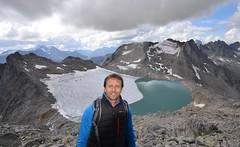 All'Acqua 1'600m - Capanna Piansecco 1982m - Gerenpass 2683m - Chebodenhorn 3070m (Photo by Lele) Tags: lago ticino valle alpi montagna cima laghetto rotondo mirtilli ghiacciao svizzere vallese bedretto lepontine allacqua gerenpass chedenhorn