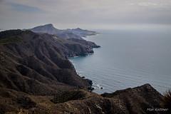 (dermasi) Tags: sea espaa cliff max canon eos mar spain murcia marmenor acantilado kettner amateurphotography 1100d fotografoamateur maxkettner