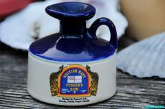 BottleO'Rum (mcshots) Tags: california summer usa bottle shot stock beverage mini replica socal alcohol rum mcshots dole refreshments britishnavy pussers losangelescounty