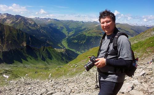 Zillertal (от Ани) - 14 - восхождение на Ahornspitze