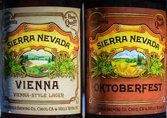 Sierra Nevada Vienna Style Lager and Oktoberfest Ale - Chico CA (mbell1975) Tags: vienna ca beer virginia unitedstates nevada cerveza ale style oktoberfest sierra american bier cerveja chico fairfax birra lager bière piwo biere pivo bira øl