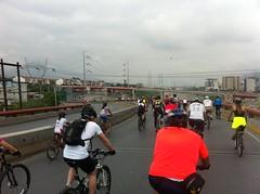 IMG_4104 (pueblobicicletero) Tags: santacatarina 2014 lahuasteca seguridadvial ciclismourbano sanpedrogarzagarca movilidadsostenible biciblanca parqueecolgicolahuasteca ciclismodeportivo