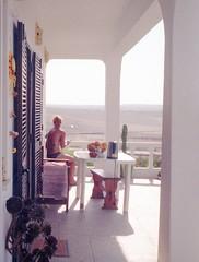 b r e a k f a s t (TroppoBianca) Tags: portugal algarve vacanza viladobispo scansionedanegativo fujifilm35mm chinon35f holiday2014