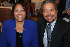 Kroger - Business Match Making at the USHCC 2014 Convention