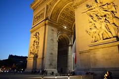2014_Prizs_0701 (emzepe) Tags: paris france de star frankreich arch place arc triomphe charles triumph gaulle prizs francia kirnduls 2014 sz szeptember franciaorszg ltoile prizsi diadalv kivilgtva