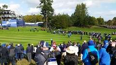 Friday at Gleneagles. .... (Mike Docherty) Tags: cup golf scotland perthshire ryder gleneagles