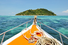 what a perfect day looks like (marin.tomic) Tags: ocean trip travel blue vacation holiday water asian thailand island coast boat nikon asia southeastasia paradise thai tropical kohphiphi tropics andaman bambooisland phiphiislands d90