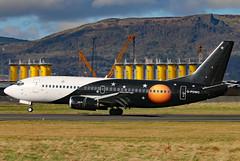 G-POWC 01 (GH@BHD) Tags: gpowc boeing 737 737300 b737 b733 zt awc zap titan titanairways airliner aviation aircraft bhd egac belfastcityairport
