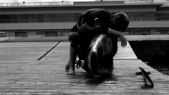 canoeing (plyushchikhafilm) Tags: canoe water men 5 sport
