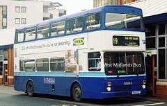 3064 F64 XOF (WMT2944) Tags: 3064 f64 xof mcw metrobus mk2a west midlands travel