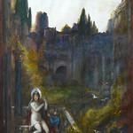 MOREAU Gustave,1890 - Bethsabée (drawings, dessin, disegno-Louvre RF12388) - 0 thumbnail