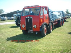 NYN 790 (Peter Jarman 43119) Tags: aec centenary rally newark showground 2012