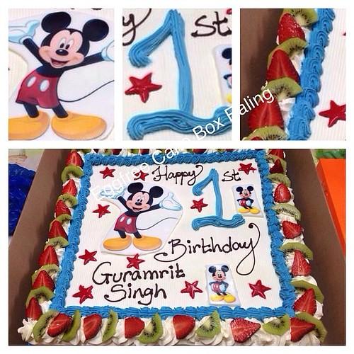 Mickey Mouse Cake #mickey #mickeymouse #cartoon #cake #cakebox #novelty #  sc 1 st  Flickriver & Mickey Mouse Cake #mickey #mickeymouse #cartoon #cake #cakebox ... Aboutintivar.Com