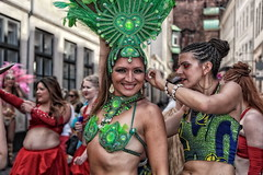 Copenhagen carnival 2014 (Ren Eriksen) Tags: street carnival light party summer brazil portrait people color festival copenhagen fun lights amusement costume samba parade karneval kbenhavns 2014 copenhagencarnival karnevalkbh voreskarneval mitkarneval karnevalslides karnevalslides14