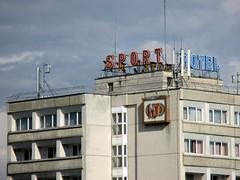 Cluj-Napoca - Hotel SPORT (Bogdan Pop 7) Tags: romania transylvania transilvania kolozsvar cluj clujnapoca roumanie erdly erdely koloszvar kolozsvr ardeal siebenbrgen romnia klausenburg
