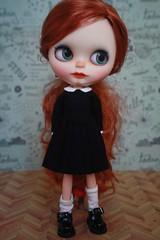 Will I find my forever home? (umami_baby) Tags: dark miniature doll ooak goth redhead poppy blythe freckles collectible etsy artdoll fashiondoll customizeddoll dollhouse customblythe
