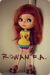 Little ROWAN FA