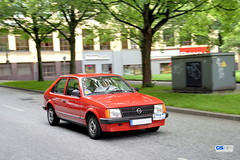 1979 - 1984 Opel Kadett D (Georg Sander) Tags: pictures auto old wallpaper classic cars car photo automobile foto image photos d alt picture mobil images fotos 1984 vehicle oldtimer autos bild 1979 bilder opel kadett automobil