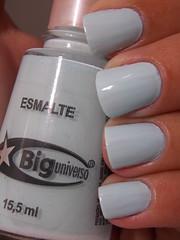 Glacial - Big Universo (Natalia Breda) Tags: azul biguniverso esmaltenacional