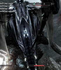 going down (Eaten alive) Tags: mouth soft jaw maw vore skyrim