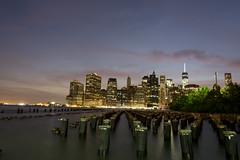 Brooklyn and Manhattan (Sourav De Photography) Tags: new york brooklyn nikon angle manhattan wide tokina mm 1116 d7100