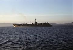 CVL 29 USS Bataan, 1952 (m20wc51) Tags: war korea korean 1952 ussbataan cvl29