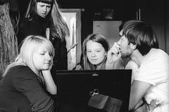 Al3_18 (Aleksandr O.) Tags: boy urban girl buildings 50mm minolta russia siberia filmcamera maxxum krasnoyarsk maxxum7000 minoltaaf minoltaaf50mm krasnoyarskiikrai