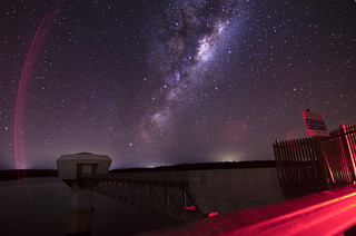Milky Way - North Dandalup Dam