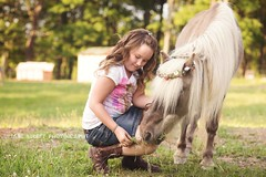 (GreaseBucketPhotography) Tags: girls horses west children photography virginia bucket jean glen grease