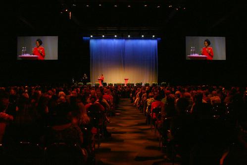 Invigning Malmö Arena Ellen Nyman Nordiskt Forum 2014