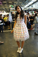 The designer of Babe Candy's World (House Of Secrets Incorporated) Tags: france lolita convention egl villepinte jfashion sweetlolita babythestarsshinebright japanexpo japanexpo2014 je15
