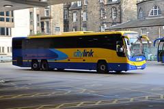 Parks of Hamilton LSK873 (Scottish Citylink) (Howard_Pulling) Tags: camera bus buses scotland nikon edinburgh transport july scottish 2014 howardpulling d5100