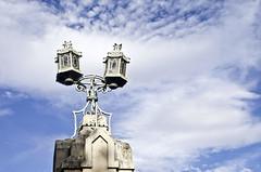 Toledo (España), Estación de ferrocarril (ipomar47) Tags: españa station clouds spain pentax railway toledo nubes estación k5 nwn ferrocarril renfe mudejar neomudejar