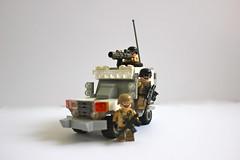 York MK I (Henry. W) Tags: cars army lego military awesome atv marines airforce tanks minifigure navyseals brickarms tfol