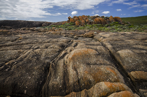 The Orange Rocks of Cape Leeuwin