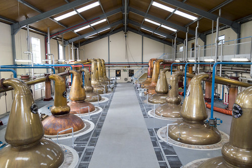Glenfiddich Still House
