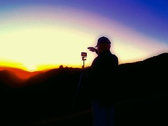 sunset in cam2 (N@ncyN@nce) Tags: sunset landscape photographer tripod socal losangelescounty gmr