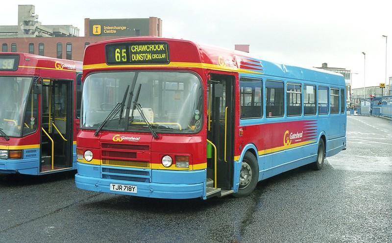 3703 19991015 Go Gateshead TJR 718Y