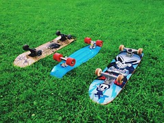 Had a great time with these yesterday (lorenzoviolone) Tags: italy grass sport fav50 board wheels cruising cruisin skateboard trevignano fav10 fav25 lagodibracciano appleiphone iphone5 vsco iphoneography pennyboard vscocam nickelboard