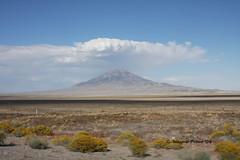 Pilot Peak Elko County U.S. 93A Nevada U.S.A. (Gerald (Wayne) Prout) Tags: usa nevada pilotpeak elkocounty us93a