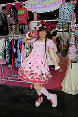 Sweet Lolita (House Of Secrets Incorporated) Tags: france lolita convention egl villepinte jfashion sweetlolita japanexpo japanexpo2014 je15