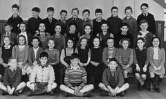 Class Photo (theirhistory) Tags: uk school girls boys shirt kids children shoes dress class jacket junior gb jumper form wellies primary cardigan