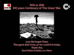 The Great War Centenary. Lest We Forget Them. (Raymondo166) Tags: world never history june start out lost soldier one spread austria major fight war hungary shaped live sarajevo 4 great first belief 9 battle we countries franz ferdinand believe finish million finished conflict soldiers lives around they years them 28 their powers fighting weeks must nationalist turned past today 1914 ever happened heir throne later trigger forget 1918 assassination battles within immediate fought believed lest archduke yugoslav began gavrilo princip bloodiest