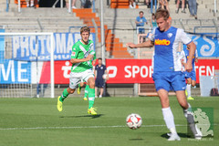 "Vorbereitungsspiel Vfl Bochum vs. Vfl Wolfsburg • <a style=""font-size:0.8em;"" href=""http://www.flickr.com/photos/64442770@N03/14686401702/"" target=""_blank"">View on Flickr</a>"