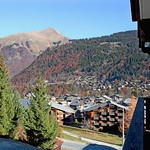 View from Apartment Pleney - More Mountain Self-catered Apartments in Morzine