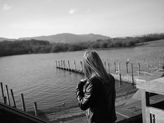 Lake District (Spring 2013 Series no9) (Tom Simcock) Tags: street new uk england blackandwhite bw lake black mountains monochrome beauty weather leather fashion lumix countryside blackwhite northwest g lakedistrict hills panasonic g2 20mm f17 1442mm