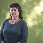 Carol Ann Duffy photocall at the Edinburgh International Book Festival