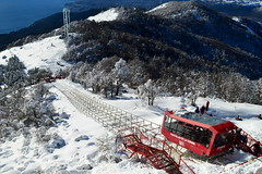 Funicular Cerro Otto - Bariloche (fgazioli) Tags: travel snow argentina nikon cerrootto