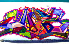 Urban art in Preston (Tony Worrall) Tags: street urban streetart color art wall graffiti photo artist colours arty northwest image painted tag north spray urbanart made preston care prestonstreetart ©2014tonyworrall urbanartinpreston